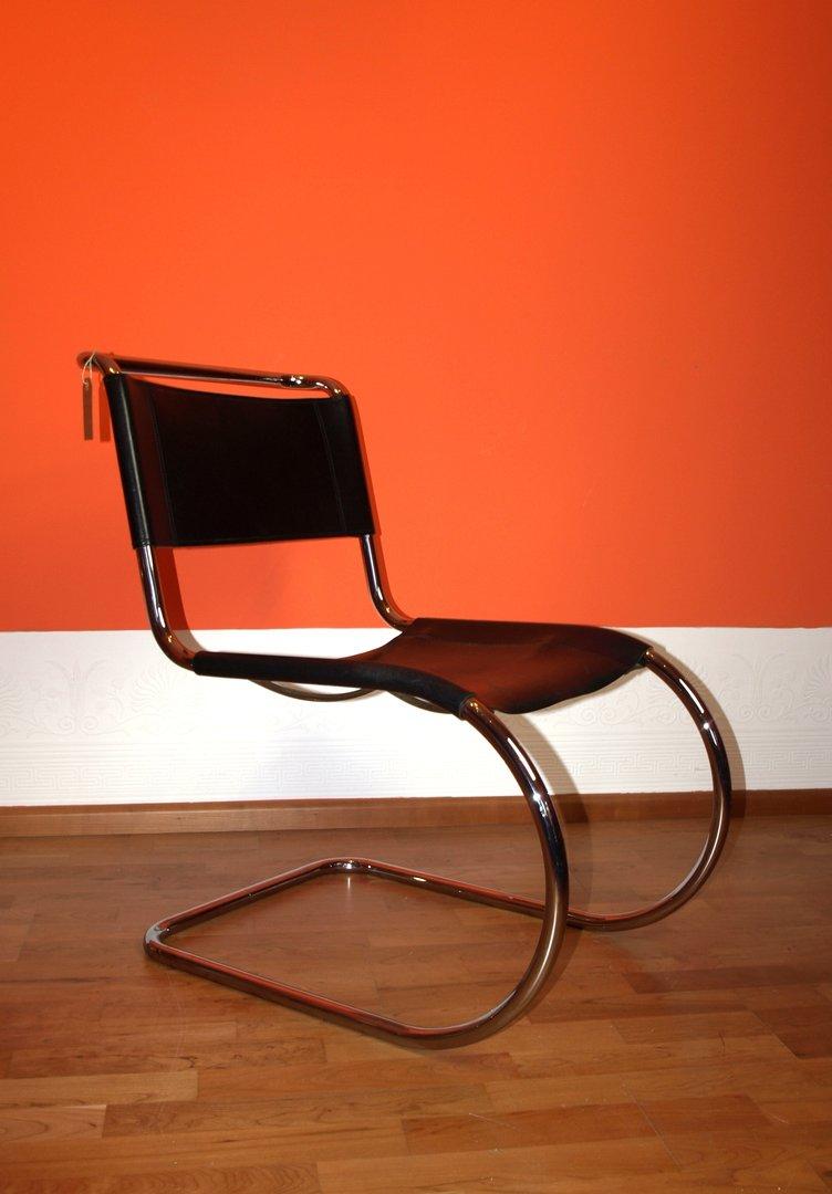 mies van der rohe s 533 thonet mr 10 formsch n. Black Bedroom Furniture Sets. Home Design Ideas