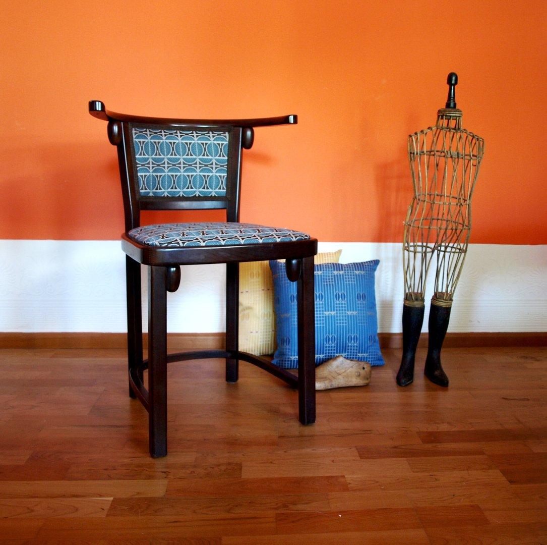 fledermaus stuhl josef hoffmann thonet formsch n. Black Bedroom Furniture Sets. Home Design Ideas