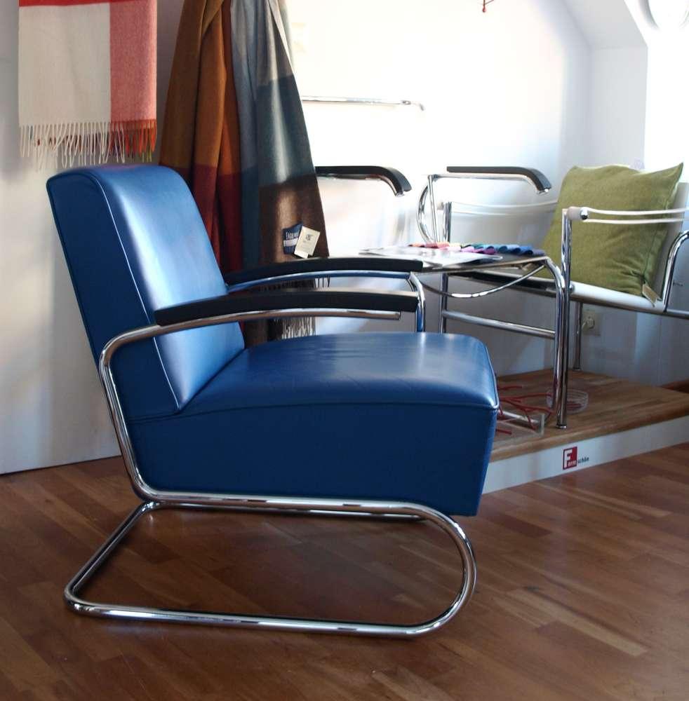 Thonet 411 Freischwinger Sessel Formschon