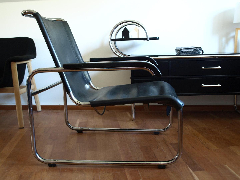 thonet sessel b 35 marcel breuer formsch n. Black Bedroom Furniture Sets. Home Design Ideas